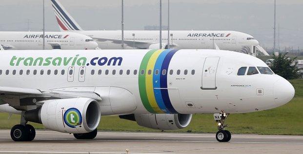 Air France-KLM va investir un milliard d'euros dans Transavia
