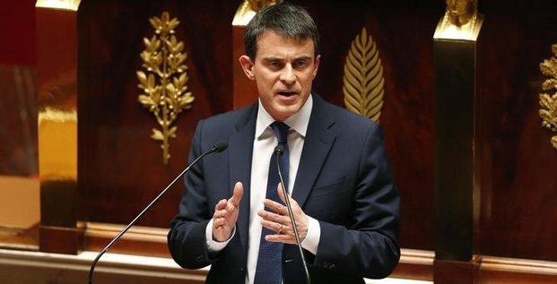 Manuel Valls entend poursuivre sa mission jusqu'au bout