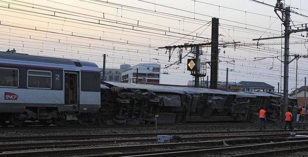La SNCF mise en examen pour l'accident de Brétigny