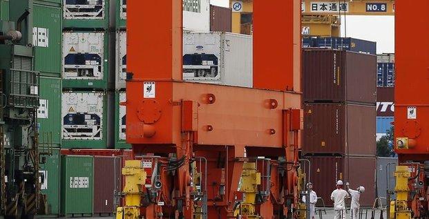 L'OMC abaisse ses prévisions de croissance du commerce mondial