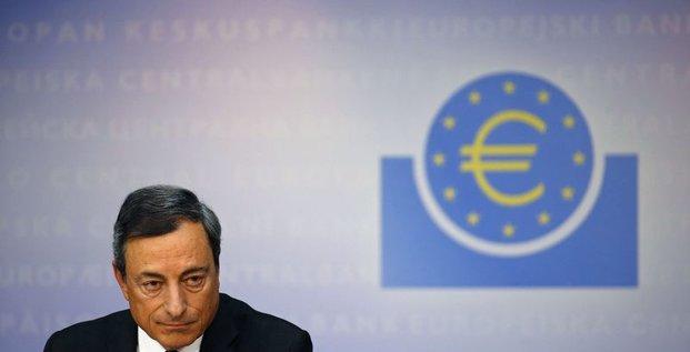 La BCE maintiendra sa politique tant que l'inflation est sous 2%