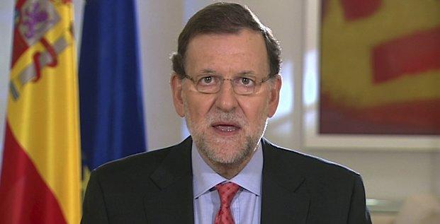 Mariano Rajoy et le gel des salaires des fonctionnaires espagnols