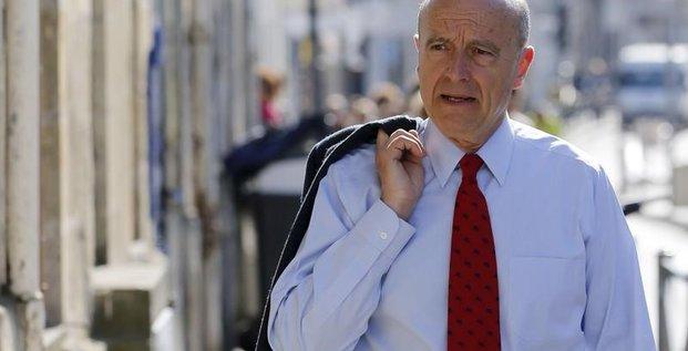 Alain Juppé réplique à Bernadette Chirac