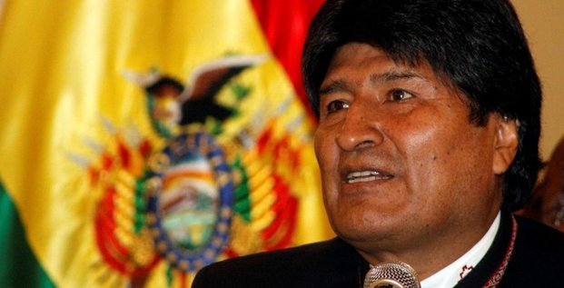 En Bolivie, Evo Morales bien parti pour sa réélection
