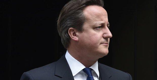 Visite surprise de David Cameron en Afghanistan
