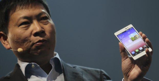 Huawei CEO Richard Yu
