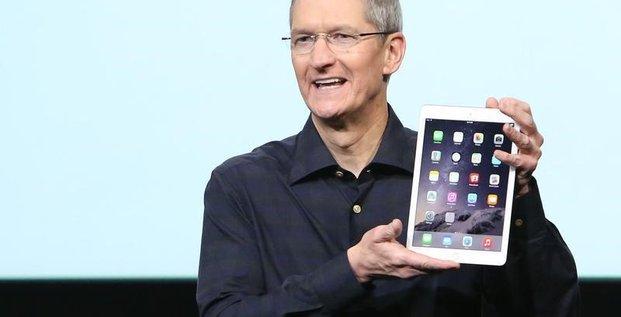 Apple lance deux iPad et dope son système de paiement électronique