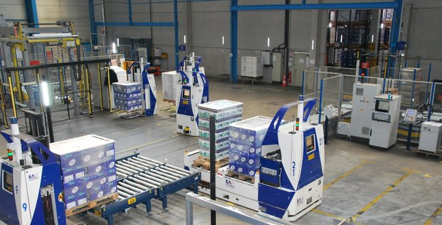 BA Systèmes, des robots au service de l'industrie et de la médecine