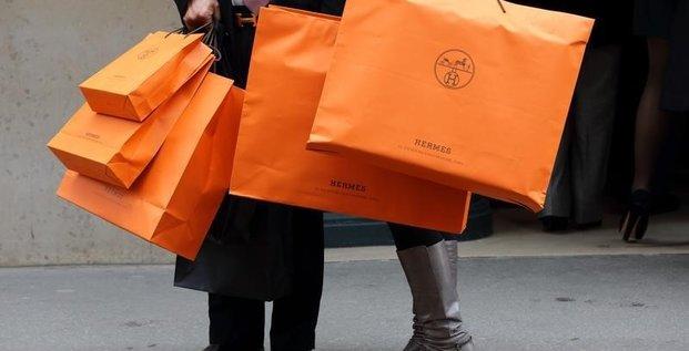 LVMH distribuera 2 actions Hermès pour 41 actions détenues