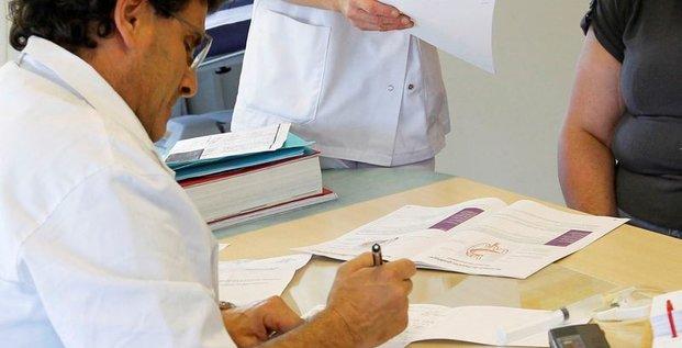 Les médecins généralistes appelés à la grève à Noël