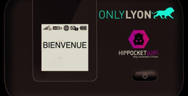 Pocket Wifi Only Lyon