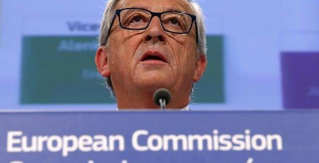 La commission Juncker entrera bien en fonction le 1er novembre