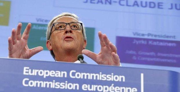 Juncker présentera un programme d'investissement avant Noël