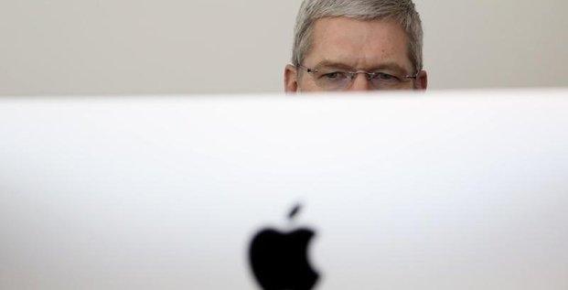 Apple discute sécurité avec Pékin après une cyberattaque