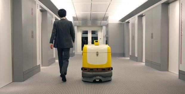 Robot travailleur