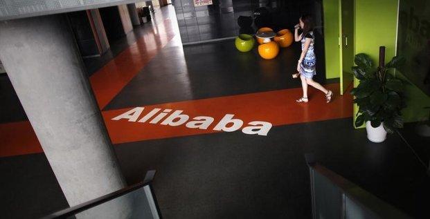 Alibaba publie un bénéfice en hausse conforme aux attentes