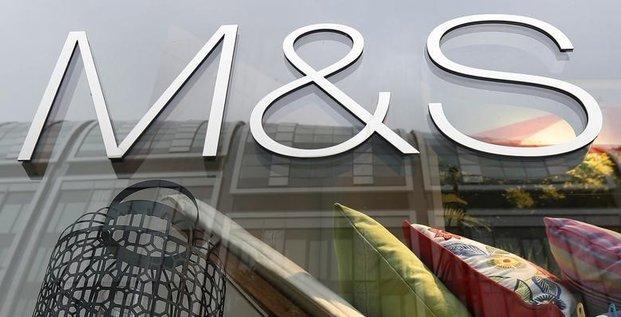Nouveau recul des ventes non alimentaires de Marks & Spencer