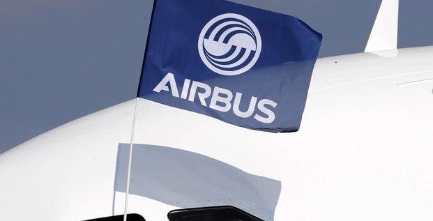 Airbus a engrangé 794 commandes nettes à la fin octobre