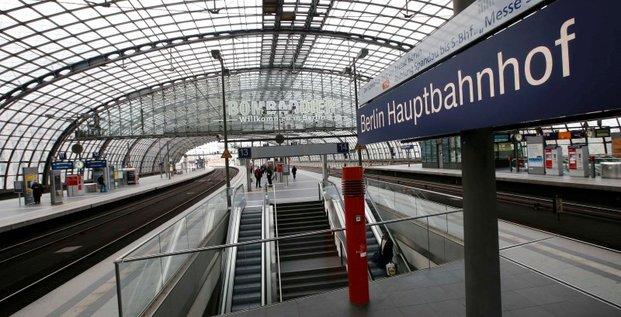 La Deutsche Bahn saisit la justice contre les cheminots en grève