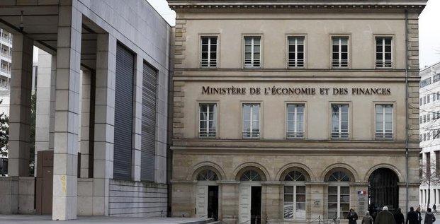 Bercy prévoirait 2,2 milliards d'euros de coupe budgétaire