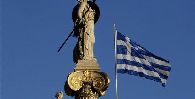 La Grèce officiellement sortie de récession au premier trimestre