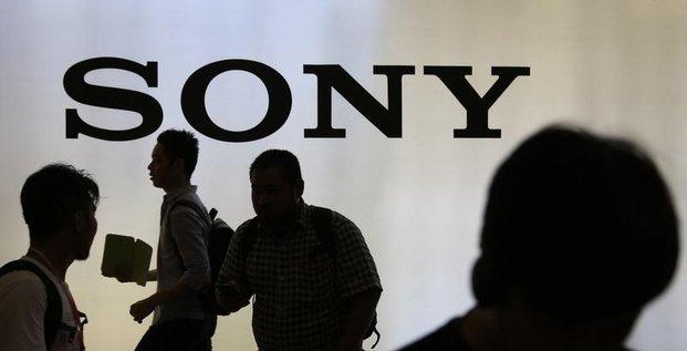 Sony vise une forte du CA de sa division cinéma et télévision