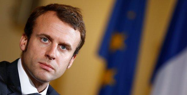 Macron ministre