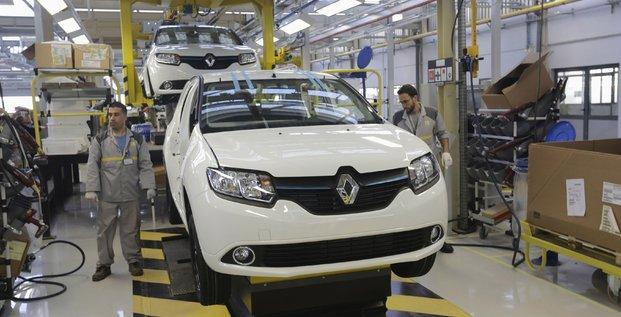 Renault Algérie Oran Usine