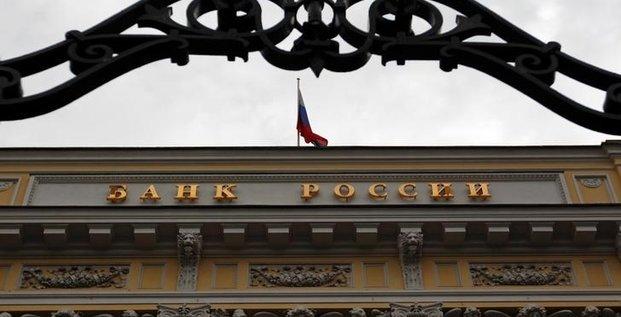 La banque centrale de Russie relève son principal taux à 10,5%