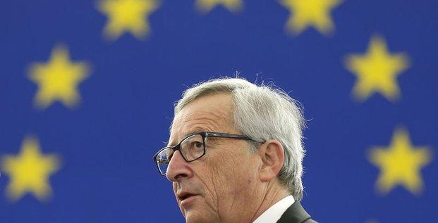 Juncker conseille à Londres plus de modération sur l'immigration