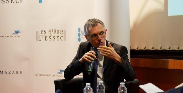 Carlos Tavares aux Mardis de l'ESSEC