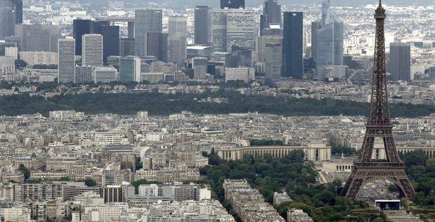 Paris immobilier ville logement