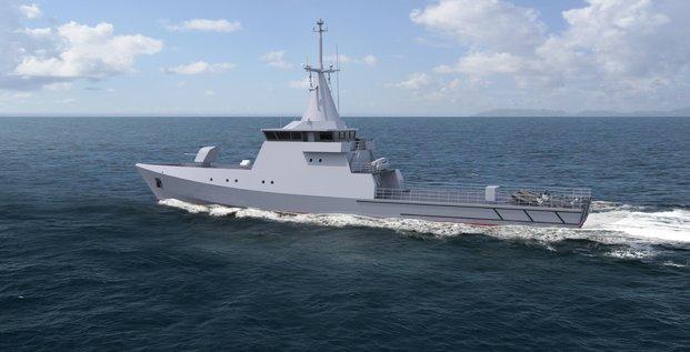 Kership DCNS Piriou Arabie saoudite