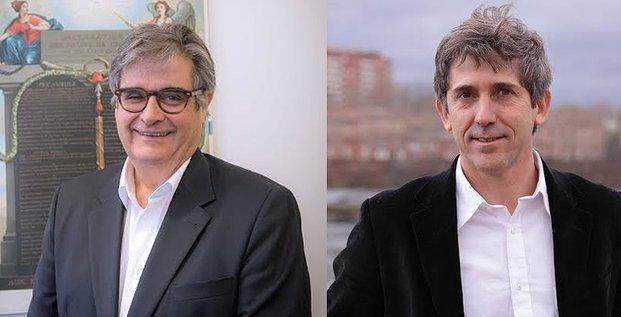 Georges Méric et Jean-Michel Fabre