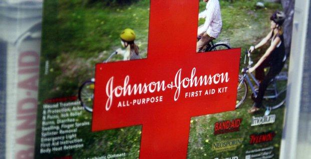 Les resultats de johnson & johnson affectes par un dollar fort