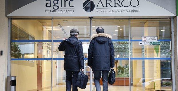 Retraite, Agirc, Arrco, caisse, privé,