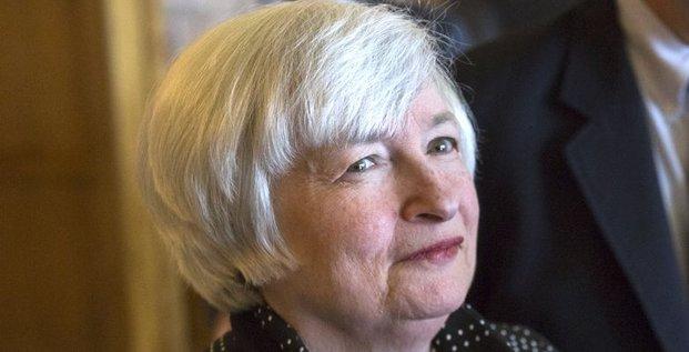 Janet Yellen prône une approche pragmatique de l'emploi