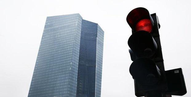 """Le bce songerait a quitter la """"troika"""" des creanciers d'athenes"""