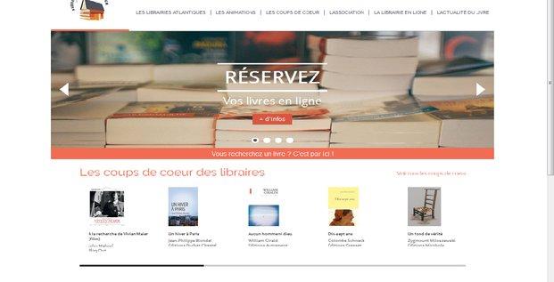 librairiesatlantiques.com