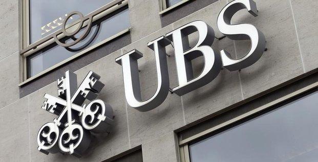 Ubs va tripler le dividende annuel verse au titre de 2014