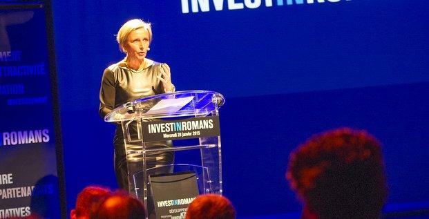 Marie-Hélène Thoraval investinromans