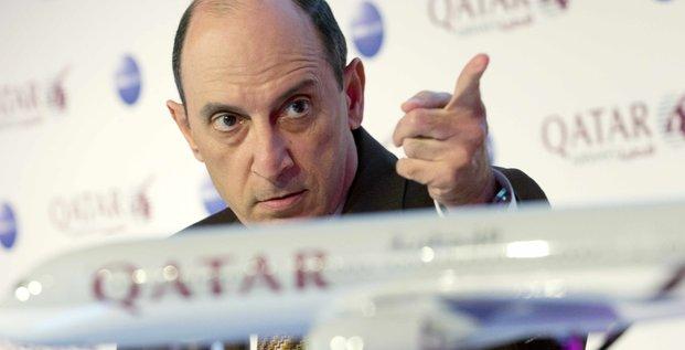 Qatar Airways, Akbar Al Baker, Airbus, compagnie aérienne, Golfe,