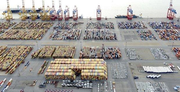 Forte baisse des exportations allemandes en janvier