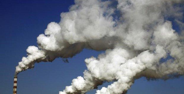 Les emissions de co2 ont stagne en 2014
