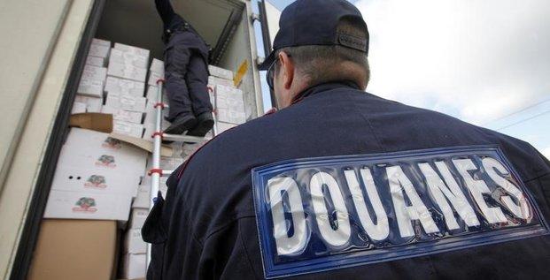 Les saisies de drogue par les douanes a un record en 2014