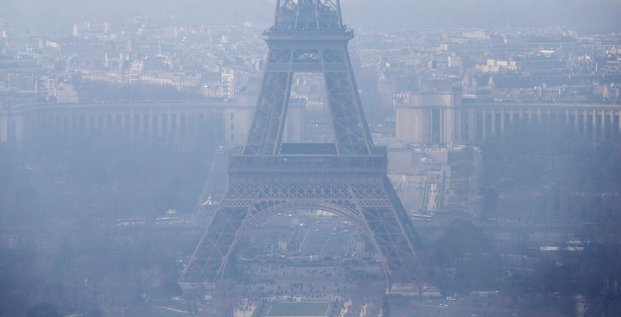 Pollution Paris 2015.03.18