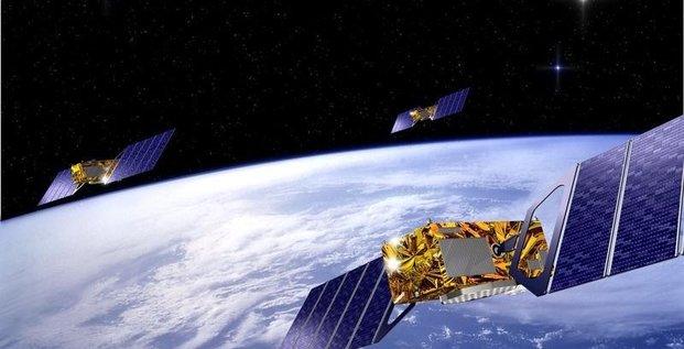 Le programme galileo relance avec la mise en orbite de deux satellites