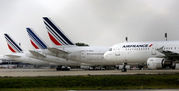 Recul de 0,1% du trafic passagers d'air france-klm en mars