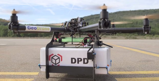 geopost drone