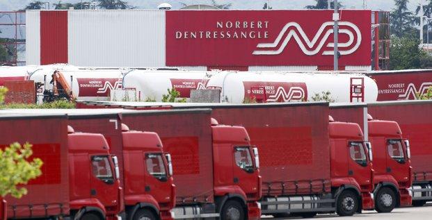 Le transporteur norbert dentressangle rachete par l'americain xpo logistics